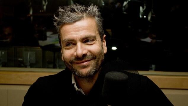Le directeur du Musée d'art contemporain de Montréal, John Zeppetelli.