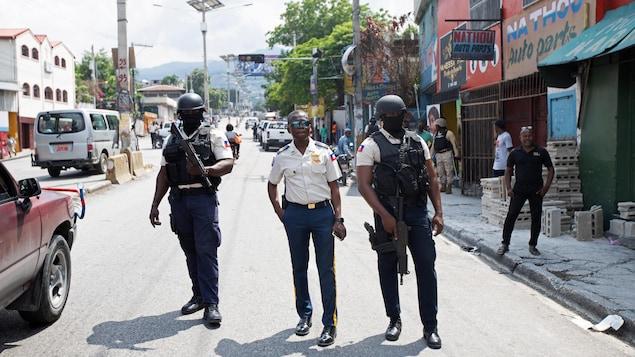 Épidémie de kidnappings à Haïti : une preuve de la « faillite de l'État »