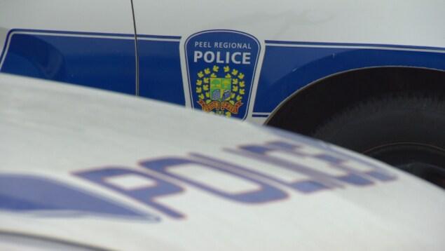 Photo de voitures de la Police régionale de Peel