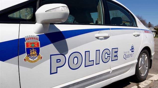 Autopatrouille de la ville de Québec