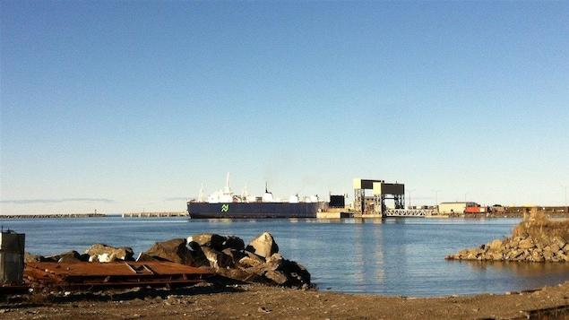 Port de Matane