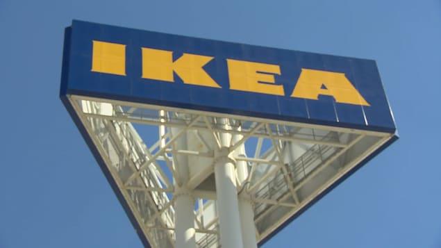 Affiche Ikea.