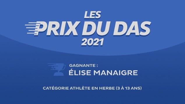 Affiche gagnante du prix du DAS Élise Manaigre