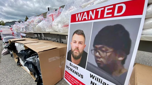 photos of two suspects are still outstanding. (Martin Trainor/CBC)