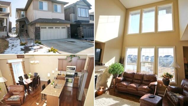 Maison à vendre à Edmonton