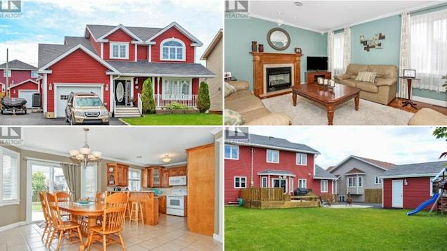 Maison à vendre à St-Johns, Terre-Neuve-et-Labrador
