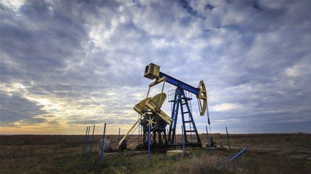 Un puits de pétrole