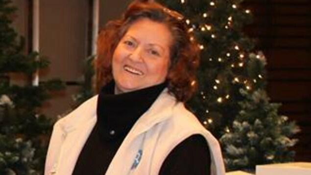 Portrait de Pyerrette Soucy