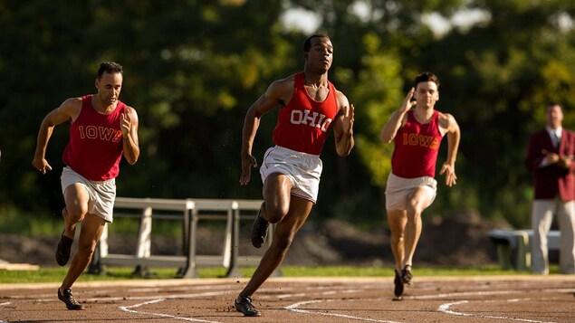 Une scène du film «Race»