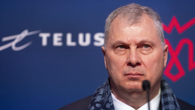 Gros plan de Randy Ambrosie, commisaire de la Ligue canadienne de football.