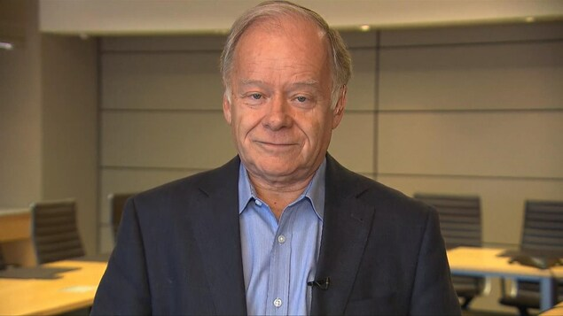 Raymond Bachand, négociateur en chef pour le Québec dans le dossier de la renégociation de l'ALENA.