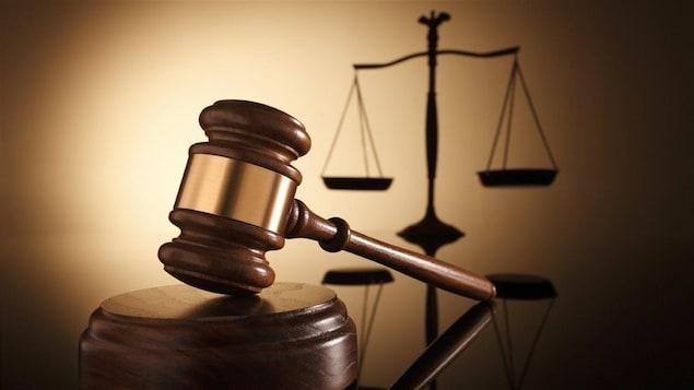 Symbole de la justice.
