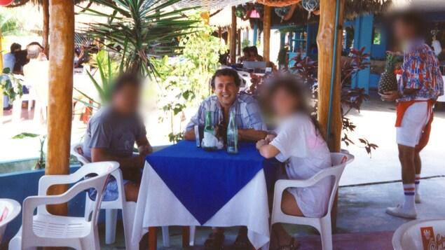 Régent Boily au Mexique