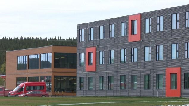 Une résidence pour les travailleurs d'ArcelorMittal à Fermont