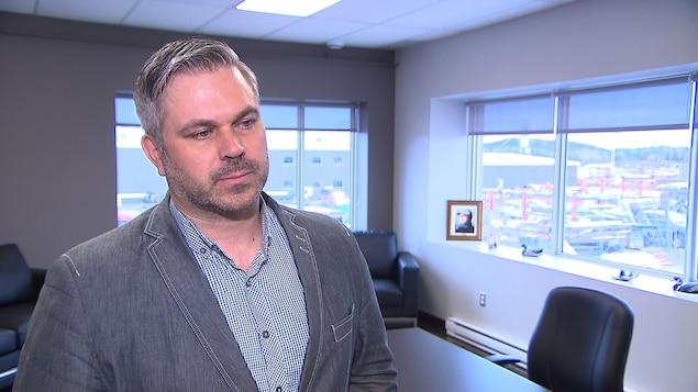Steve Guillemette, président de G7 Construction.