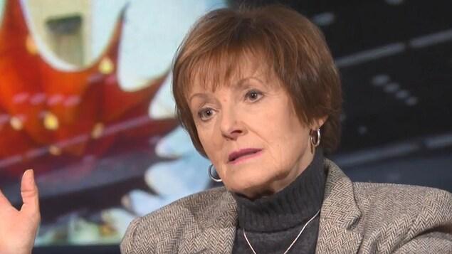Rita Dionne-Marsolais.