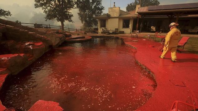 La Californie vit le pire incendie de son histoire