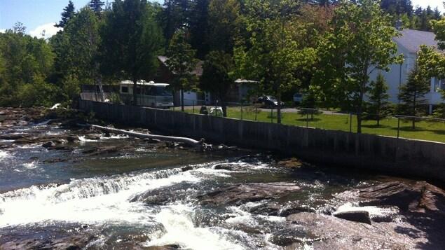 Rivière Blanche, Saint-Ulric