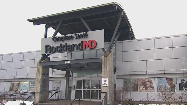 Le Centre de santé Rockland MD.