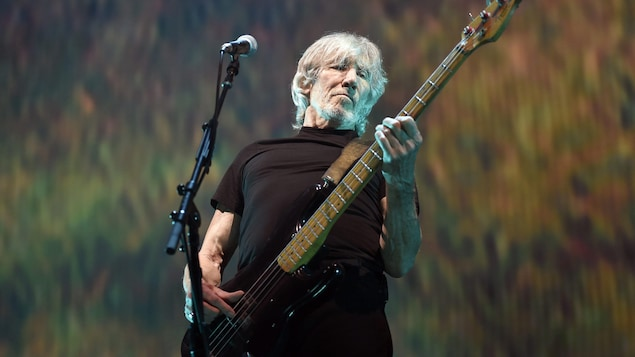 "Roger Waters performs during his ""Us + Them"" tour stop at Staples Center on Tuesday, June 20, 2017, in Los Angeles. (Photo by Chris Pizzello/Invision/AP)"