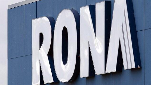 Le logo de Rona