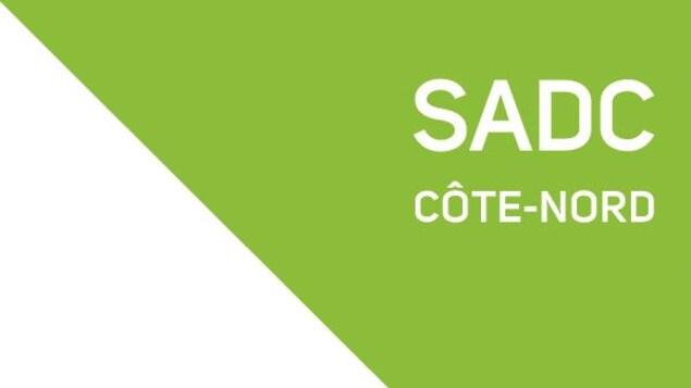 Le logo de la SADC Côte-Nord.