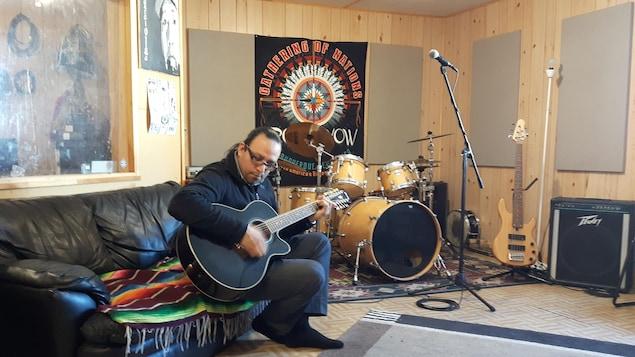 Sakay Ottawa en studio à Manawan