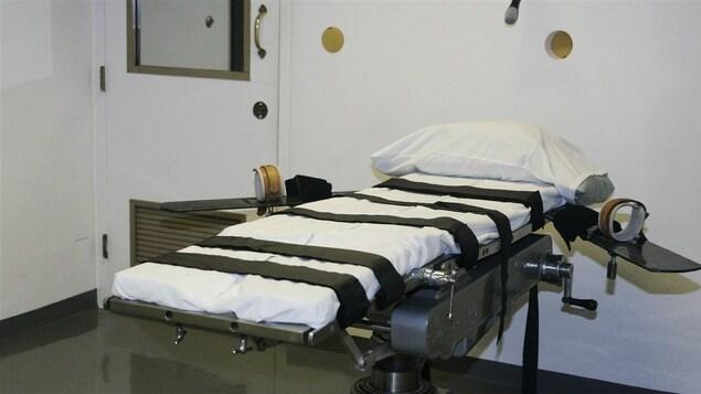 Une salle d'exécution.