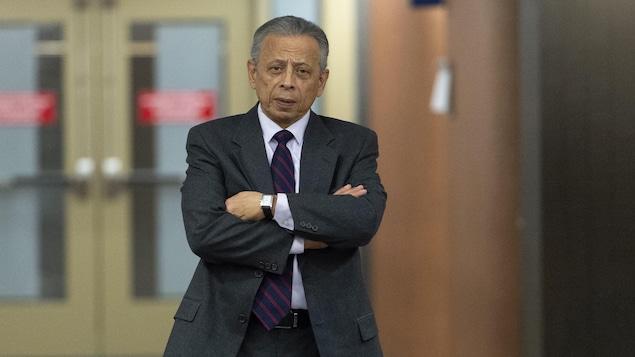 L'ancien vice-président de SNC-Lavalin Sami Bebawi.