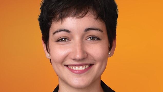 Sandrine Bourque représente Québec solidaire dans René-Lévesque.