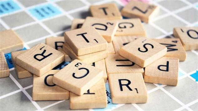 Lettres de Scrabble