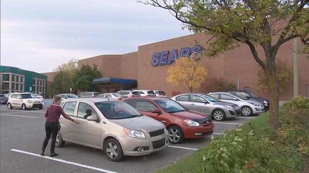 On travaille déjà à remplacer le magasin Sears aux Galeries de la Capitale.