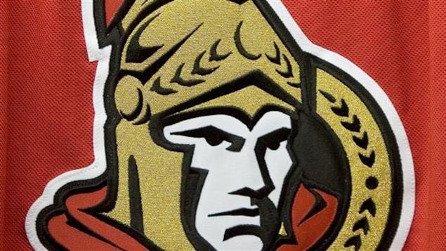 Le logo des Sénateurs d'Ottawa