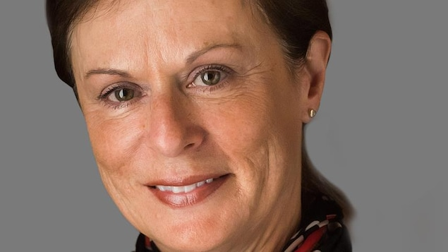 La sénatrice Lucie Moncion