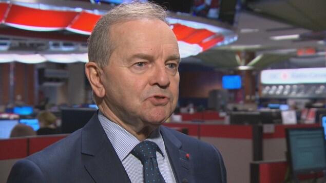 Le sénateur Serge Joyal