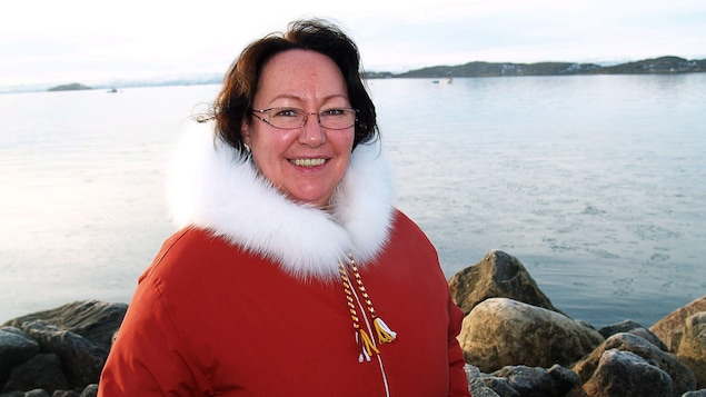 La militante écologiste et auteure du livre Le droit au froid, Sheila Watt-Cloutier