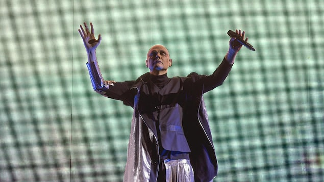 Les Smashing Pumpkins font un retour sur scène, notamment à Austin le 22 juillet 2018.