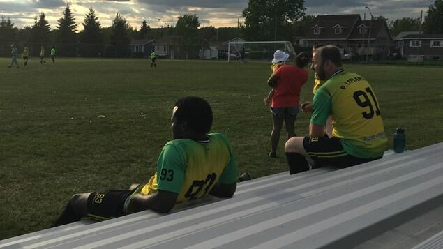 Tous se côtoient dans les ligues de soccer rouynorandiennes.