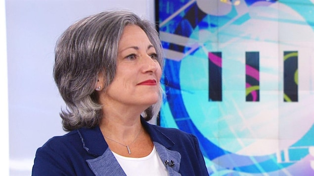 Solange Drouin, directrice générale de l'ADISQ.