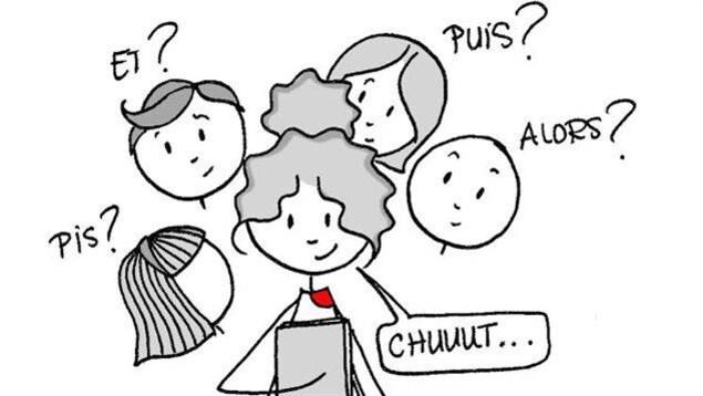 Illustration tirée du livre «Partager le plaisir de lire chez les élèves», de Sophie, alias Sophie Gagnon, créatrice et rédactrice en chef du site Sophielit.ca (Chenelière éducation)