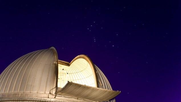 Observatoire d'astrophysique Rothney, à Calgary