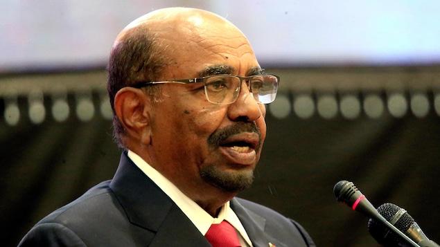 Le président soudanais Omar El-Béchir.