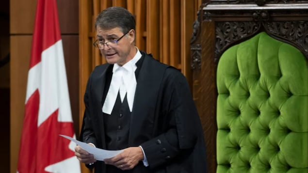 House of Commons Speaker Anthony Rota says a federal attempt to shield documents related to the firing of two scientists is a violation of parliamentary privilege and must be tossed out of court.