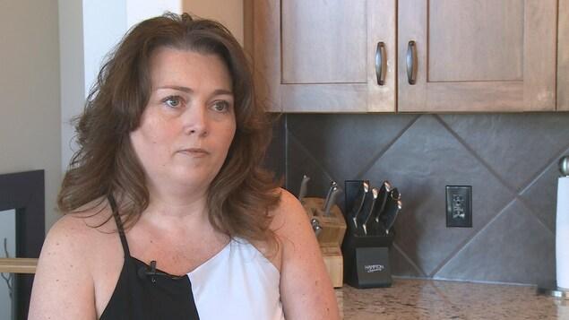 Stacey Osmond réclame des excuses et le remboursement de ses billets.