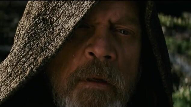 Image tirée du film Star Wars : Les derniers Jedi