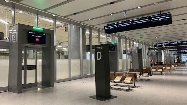 La station d'autocars