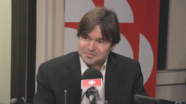 Stéphan Tremblay se joint à l'équipe de GNL Québec