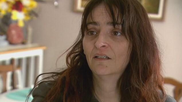 Stéphanie Couture a perdu son conjoint dans la tempête