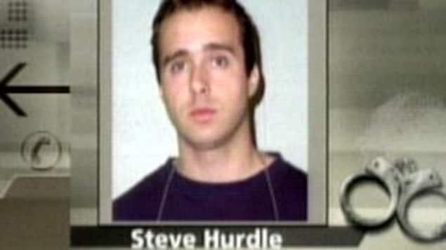 Le pédophile Steve Hurdle.