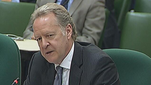 Steve Verheul, négociateur en chef